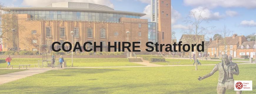 coach hire stratford