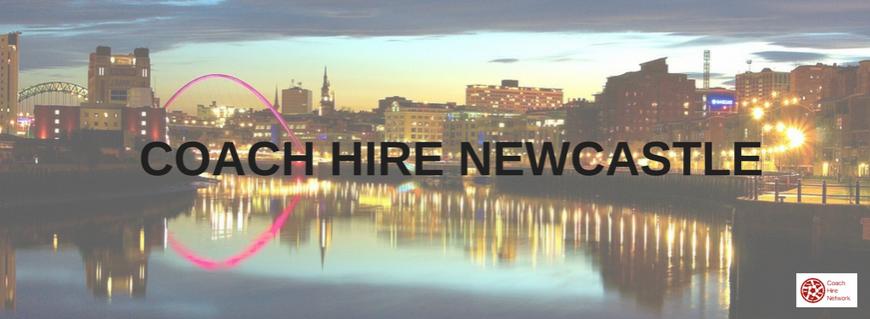 coach hire newcastle