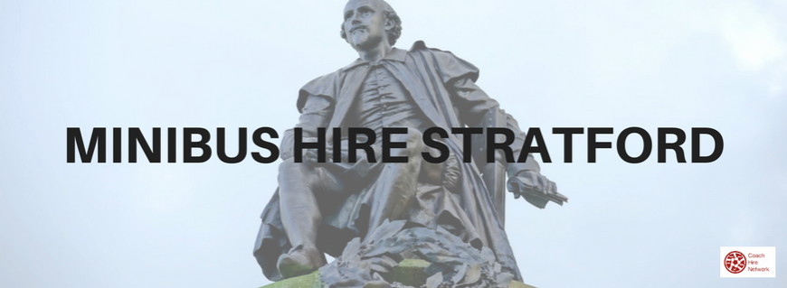 minibus hire stratford