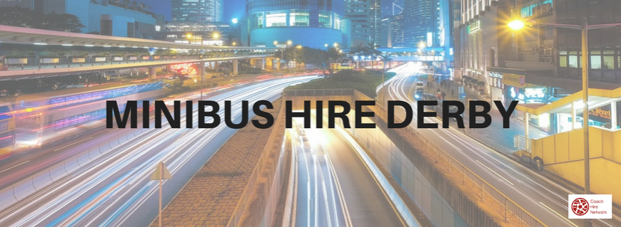 minibus hire derby