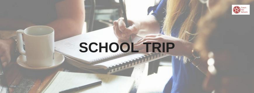School Trip Coach Hire