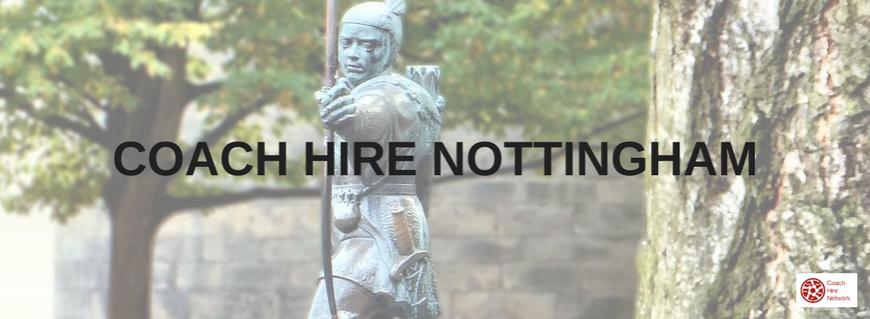 coach hire nottingham