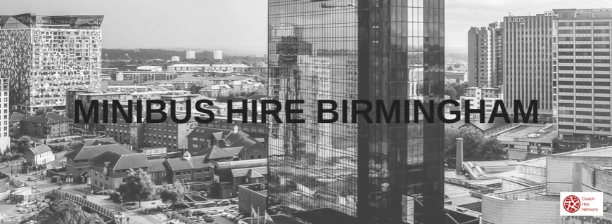 minibus hire Birmingham