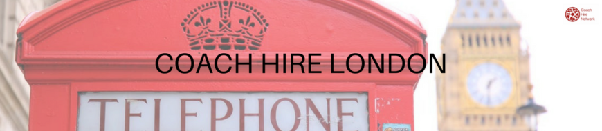 coach hire london