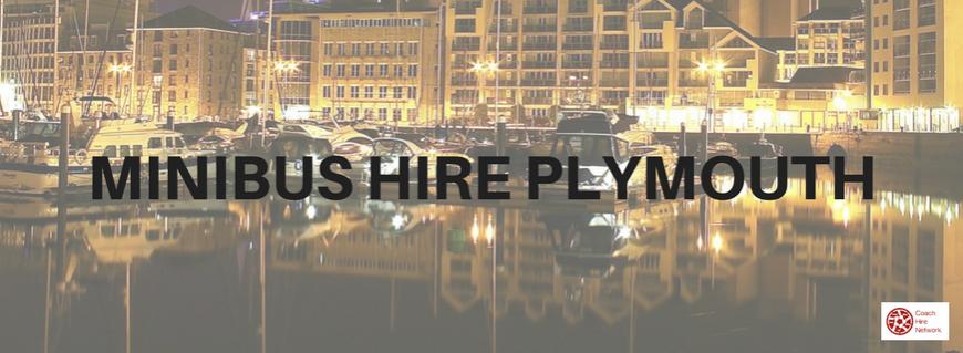 minibus hire plymouth