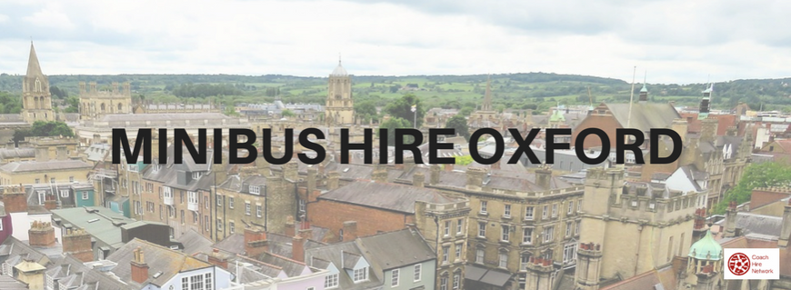 minibus hire oxford